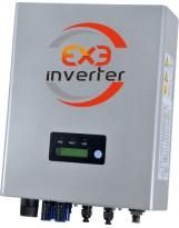 EXE SOLAR - INVERTER EXE SOLAR EX010TL TRIFASE