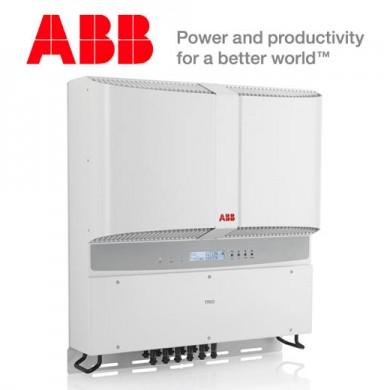 Inverter - ABB PVI 12.5 OUTD 12500W