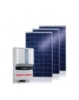 EXE SOLAR -  KIT PANNELLI FOTOVOLTAICI 4,5 KW - PANNELLI EXE SOLAR E INVERTER ABB MONOFASE