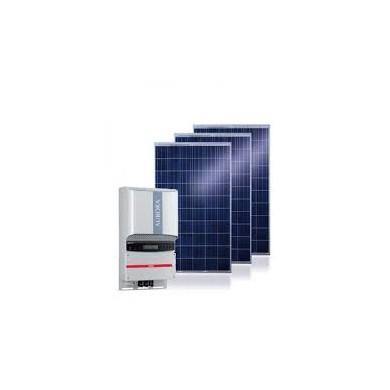 Exe Solar - KIT PANNELLI FOTOVOLTAICI 6 KW - PANNELLI EXE SOLAR E INVERTER ABB