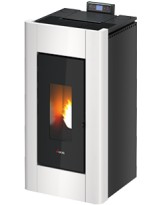 CADEL - STUFA A PELLET AIR PRINCE AIR PLUS 10,5 KW